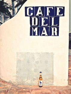 Cafe del Mar, Ibiza.