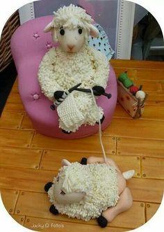 Knitting Pattern For Baby Oleg : Baby Oleg Compare the Meerkat Sculpted & Gravity Defying Cakes Pinter...