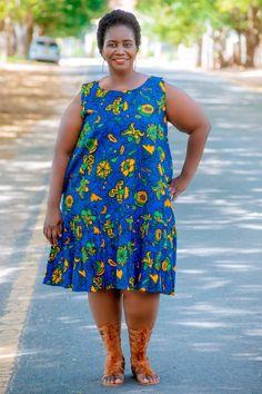 African Prints Plus Size Women Dresses, Ankara Prints Short Gown, African Clothing, Afrocentric Dress, Kitenge Wear at Diyanu Short Gowns, Paris Dresses, Plus Size Shorts, Kitenge, Different Fabrics, Plus Size Women, African Fashion, African Prints, Ankara