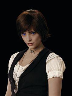 Human Alice by I-threw-it.deviantart.com on @DeviantArt