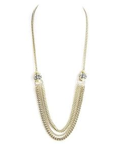 Tiger Chain Necklaces $16.99
