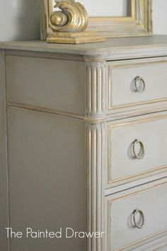 Annie Sloan Chalk Paint Colors - The Painted Drawer