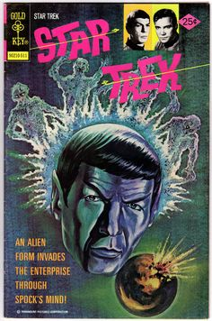 Star Trek (1966-69, NBC) — 1969 comic book