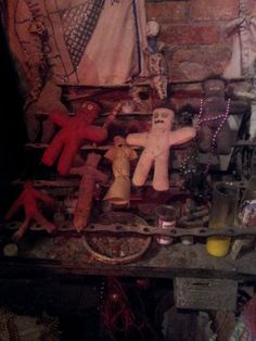 Hoodoo Magick Rootwork:  #Voodoo Museum in New Orleans, Louisiana, USA.