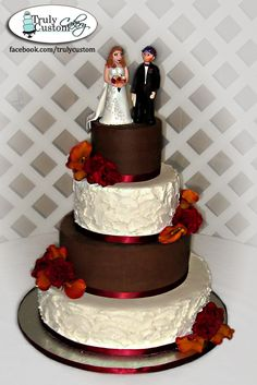 ashley laing carmanito wedding cake