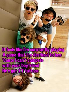 The 13 Most Confusingly Sexy One Direction Lyrics - BuzzFeed Mobile