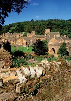 England Travel Inspiration - Blanchland village Northumberland, UK A place I want to visit.