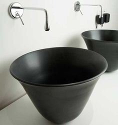 Sinks and Faucets from Gessi