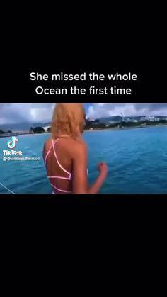 Funny Films, Tik Tok, First Time, Ocean, The Ocean, Sea