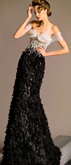 Blanka Matragi. Very gorgeous! ♥ #fashion