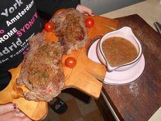 recette Entrecotes de veau sauce bercy