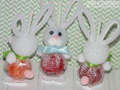 Clean & Scentsible: Bunny Suckers