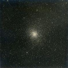 Star Cluster Sagitarii from Mount Wilson Observatory, 1918