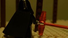 Someone recreated the new 'Star Wars' trailer in Lego and it's fantastic