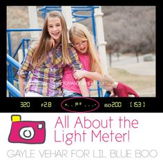 using your light meter--for all those things i learned in high school and have forgotten about making manual adjustments