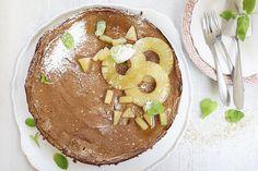 Ilustrační foto ke článku Dokonale vyladěný cheesecake? Chuť čokolády a ananasu je jistota!