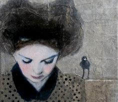 untitled picture by Véronique Paquereau (contemporary) - (birdsandbaking)