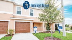 Riesling townhome by Highland Homes - Gibsonton New Homes for Sale