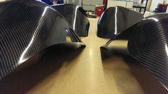 DIY Carbon Fiber molding from scratch