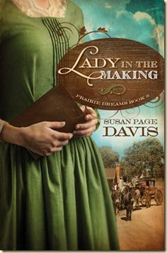 A Lady in the Making by Susan Page Davis 3 Stars