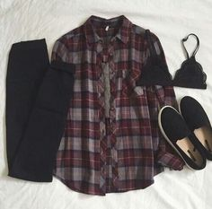 dark outfits - Google Search
