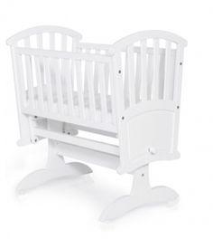 Glider Cradle By Benjamin Furniture - White
