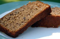 "Perhaps the best gluten-free banana bread ever, and the closest thing to ""real"" banana bread possible - flavor, texture, and overall appeal. This Gluten-Free Recipe is suitable for GF, Wheat-Free & Celiac Diets. Gluten Free Banana Bread, Best Banana Bread, Banana Bread Recipes, Banana Nut, Dessert Sans Gluten, Gluten Free Desserts, Wheat Free Recipes, Dairy Free Recipes, Low Carb Milk"