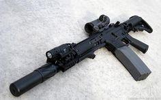 Nice rifle