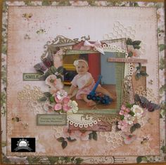 Couture Creations: 2015 Design Team Introducing Jo Simons | Couturecreationsaus #scrapbooking #decorativedies #doilydies