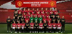 Man United 2012-2013.