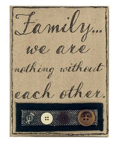 Look what I found on #zulily! 'Family' Box Sign #zulilyfinds