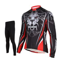Aliexpress.com   Buy Tasdan Cycling Wear Cycling Clothes Cycling Jersey Sets  Long Sleeve Suits Men Clothing Pants Warm Soft Bike Wear from Reliable long  set ... 5faafa4ed