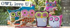 Owl Luv U -- serioulsy i love this store!! they have soooo much owl stuff :) will def hafta remember this!!