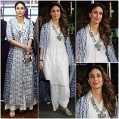 Celebrity Style,kareena kapoor,kareena kapoor khan,Grassroot,Grassroot by Anita Dongre,Ki and Ka