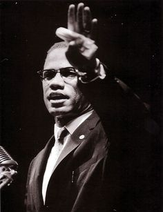 Gordon Parks, Malcolm X at Rally, Chicago, Illinios, Gelatin silver print. 10 x 8 inches. Courtesy of the Gordon Parks Foundation Gordon Parks, Malcolm X, Black Power, Black Art, Human Rights Activists, Muslim Family, By Any Means Necessary, Park Photography, Social Photography