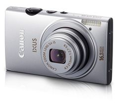Digital IXUS 125 HS - Canon