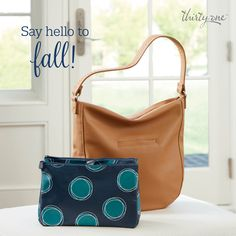 Love this purse but I gotta have it in red!!!! www.mythirtyone.com/anetrae