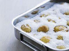 Saltbagte kartofler er en delikatesse – og faktisk slet ikke så salte endda!