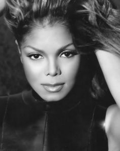 Janet Jackson. One of my favorites.