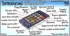 Features and Specifications of IPhone 5 As Proposed by IPAD 2