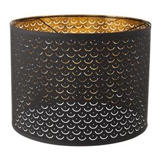 IKEA NYMÖ Lamp shade Black/brass-colour 44 cm Create your own personalised pendant or floor lamp by combining the lamp shade with your choice of cord set. Small Lamp Shades, Rustic Lamp Shades, Table Lamp Shades, Clear Light Bulbs, Bright Homes, Cool Lamps, Hanging Pendants, Hanging Lamps, Bronze