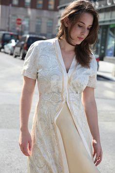 Nora Plus - Burda #6047 - possible wedding dress pattern?