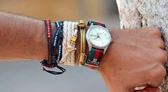5 bracelet styles every man can try