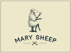 sheep graphic-design