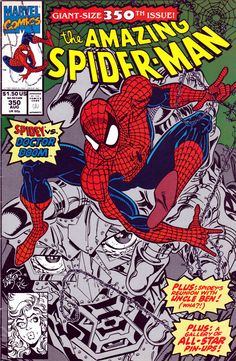 AMAZING SPIDER-MAN #350