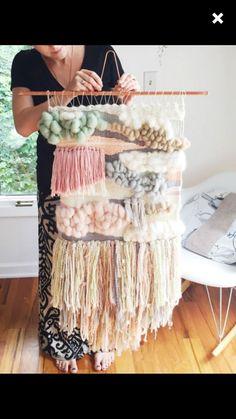 Custom Weaving par arrowwooddesigns sur Etsy