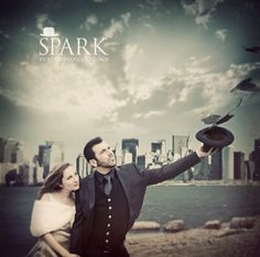 Magical Engagement and Wedding Photography - My Modern Met