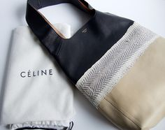 Céline by Phoebe Philo, Spring 2010, Soft Cabas with Serpent
