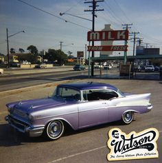 Candy grape 1957 Chevy