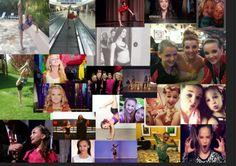 Cute Dance Moms collage!